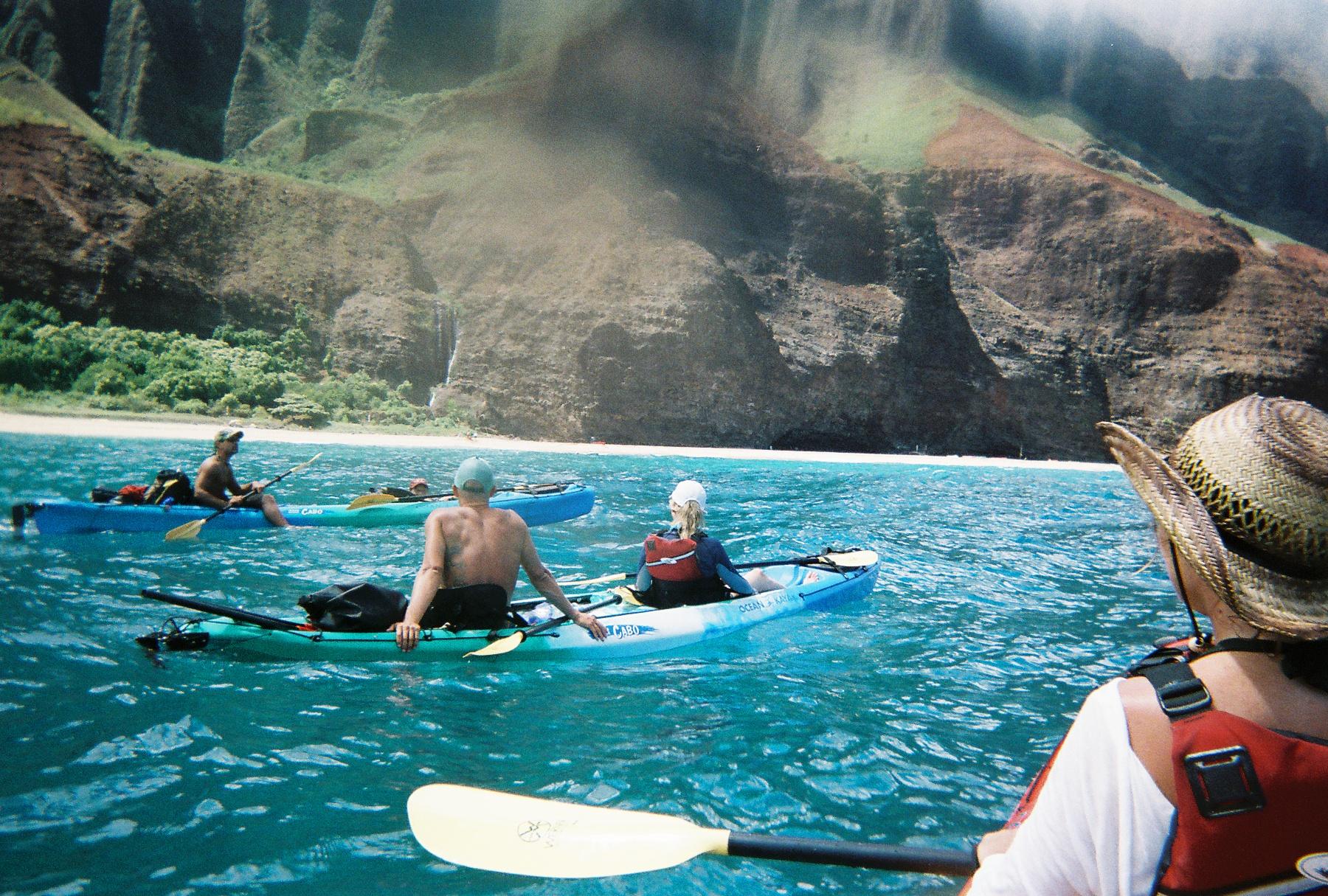 Kauai Podcast #8: Kauai's Na Pali Coast, the Kayak ...
